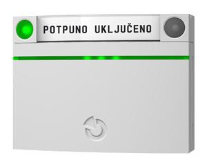 Pristupni uređaj za za alarmni sistem JA-100