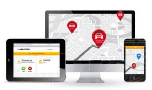 GPS slika na telefnu i tabletu