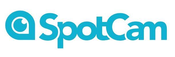 SpotCam logo OK